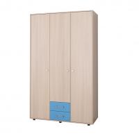 Шкаф для одежды Дельта 3.03