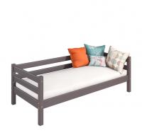 Кровать Соня с задней защитой Вариант 2