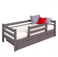 Кровать Соня Вариант 4 с защитой по центру