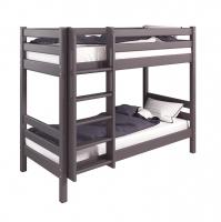 Кровать Соня Вариант 9 с прямой лестницей
