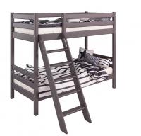 Двухъярусная Кровать Соня Вариант 10 с наклонной лестницей