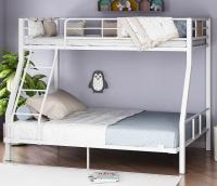 Кровать двухъярусная металлическая Гранада 1 140