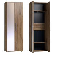 Шкаф для одежды 92 стандарт - зеркало Детская Nature