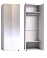 Шкаф для одежды 54 зеркало Спальня Норвуд