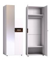 Шкаф для одежды 54 зеркало-стандарт Спальня Норвуд
