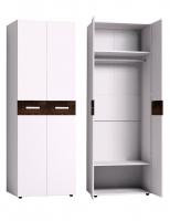 Шкаф для одежды 54 стандарт Спальня Норвуд