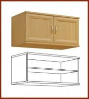 Лира 1255 Навесной шкаф