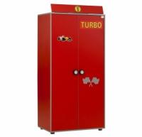 Шкаф 2-х дверный  turbo eco